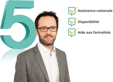 Nos 5 engagements - Les services
